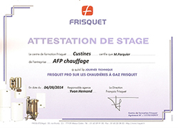 Presention De L Entreprise Types De Chauffage Verification De